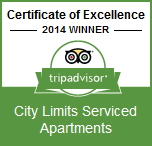tripadvisor certificate of excellence winner 2014