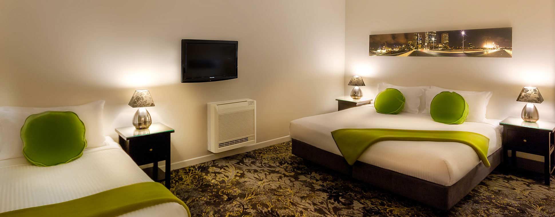 city limits hotel melbourne